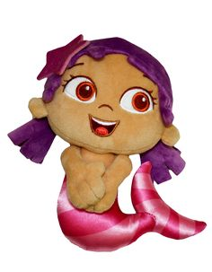 Multi Nickelodeon Bubble Guppies Wave Plush Blanket