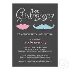 Girl or boy invite