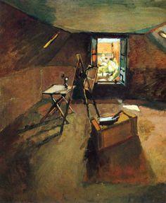 Studio sotto i tetti (opera di Henri Matisse)
