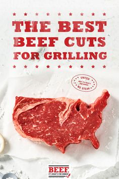 Grilled Steak Recipes, Grilling Recipes, Meat Recipes, Cooking Recipes, Grilling Tips, Steaks, Best Steak, Sushi, How To Cook Steak