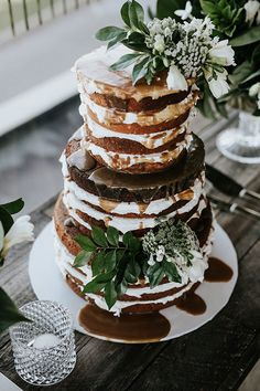 Dreamy wedding cake and dessert ideas for your wedding I Hello May