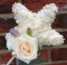 Bridesmaid/flower girl wand