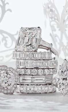 Love the ring. to the right and of course all of the bands are a winner. Stack em up!
