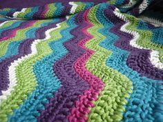 Neat Ripple Pattern pattern by Lucy of Attic24