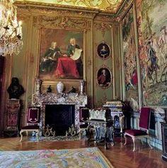 Third State Room, Blenheim Palace