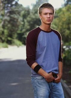 Chad Michael Murray- Lucas Scott from One tree hill