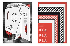 Prepared for Institute of Design Kielce, critical exhibition on poster design theme. We tried to cover some theory with our interpretations of popular design criticism phrases like: poster design, swiss design, Polish Poster School, typography and more.…