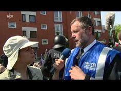 Jasmin bei der Nazi-Wanderung (2012) | extra 3 | NDR (2:46)