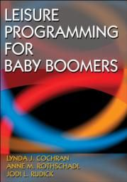 "Resource Book: Leisure Programming for Baby Boomers  Supporting Research: ""Baby Boomers and Seniors: Understanding Their Leisure Values Enhances Programs""  article found here: http://journals1.scholarsportal.info.proxy.library.brocku.ca/pdf/01924788/v34i0003/196_bbasutlvep.xml"