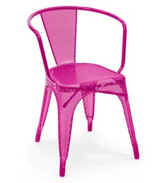 Tolix® Marais A56 Armchair    (I really like this but metal chairs are so cold!)
