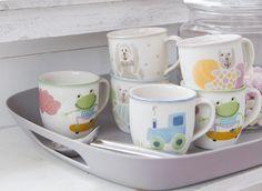 This mug pairs nicely with Farmi Traktori plate. According to Minna Niskakangas who designed this Farmi Traktori mug, children can never be offered too much joy. Electric Oven, Utensils, Tractors, Pottery, Joy, Plates, Mugs, Tableware, How To Make