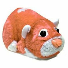 Zhu Zhu Pets Series 4 Hamster Toy Peachy by Cepia LLC. $14.50. For Ages 4 & Up. Zhu Zhu Pets toy hamster collection from Cepia. These fun loving hamsters come in a variety of colors each with unique personalities and sounds. They chatter, scatter, scoot and scurry! Requires 2 AAA batteries (included). For ages 4 & up.