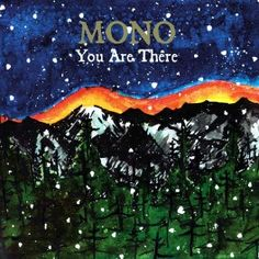 MONO You Are There 2LP Vinyl Japan Post Rock Temporary Residence Steve Albini 2006 USA - Vinyl Gourmet