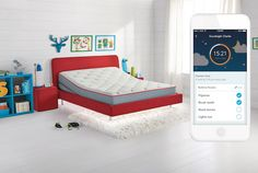 Sleep IQ Kids Bed from Sleep Number might just help your kids get more sleep..#CommitToSleep experience and a chance to get something for free