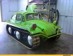 volkswagen,bug,tank