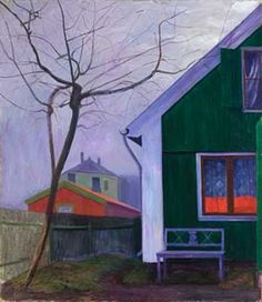 View Gront hus, Enerhaugen by Harald Sohlberg on artnet. Browse upcoming and past auction lots by Harald Sohlberg. The Royal School, Nordic Art, Art Impressions, Oil Painting Reproductions, Romanticism, Urban Landscape, Creative Inspiration, Painting & Drawing, Interior And Exterior