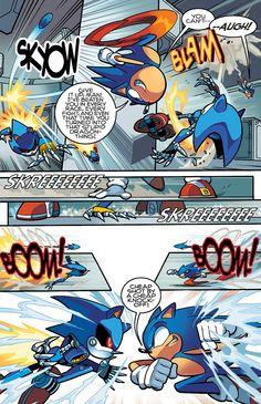 bass and metal sonic | Metal Sonic