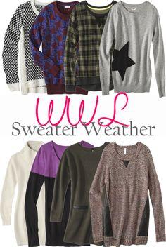 Wednesday Wish List: Sweater Weather1 ReplyWednesday Wish List: Sweater Weather