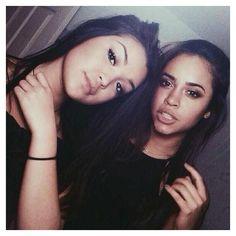 "Koleen Diaz on Instagram: ""nonbiological twin"""