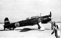 Jill ~ Nakajima B6N Tenzan. CV-16akajima B6N torpedo bomber of WW2 - codenamed Jill by the Allies - arrived at a time when air superiority for the Japanese had slipped away ~  BFD