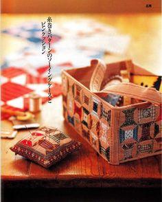 Spools, by Kanae Matsuura