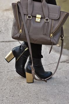Oh LORD those boots!