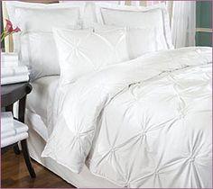 Luxurious Egyptian crisp cotton bedding for everyone.