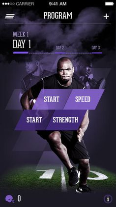NFL MVP Adrian Peterson Launches Fitness Training App