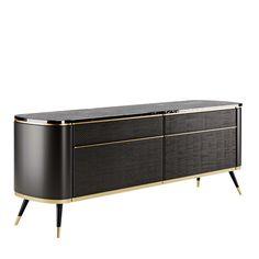 Console Furniture, Table Furniture, Luxury Furniture, Furniture Design, Desk In Living Room, Side Board, Furniture Collection, Consoles, Interior
