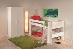 Łóżko piętrowe DREAM WELL 3