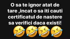 Ce i-a dat-o! Antisocial Quotes, True Quotes, Funny Quotes, Instagram Story Questions, Mind Thoughts, Funny Moments, Funny Posts, Quotations, Haha