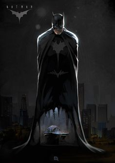 Batman by Fossard Christophe