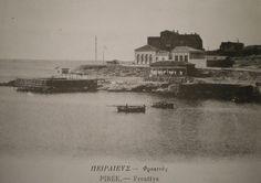 Peiraias Old Photos, Vintage Photos, Old City, East Coast, Athens, Paris Skyline, Greece, The Past, Fine Art