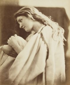 """""""The Irish Immigrant"""" photo by Julia Margaret Cameron Julia Margaret Cameron Photography, Julia Cameron, History Of Photography, Portrait Photography, Vintage Photographs, Vintage Photos, Pre Raphaelite, Famous Photographers, Artists"""