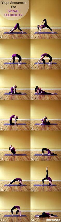 yoga for back flexibility