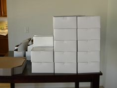 Part of a massive 200 box order of cookies.