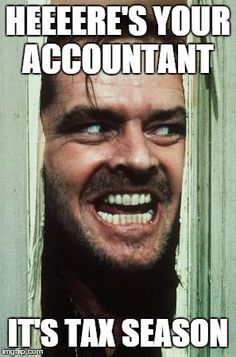 tax season memes for accountants - Google Search
