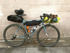 Bike Packing