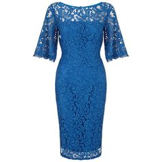A special occasion dress with sleeves #50plusstyle #dresseswithsleeves