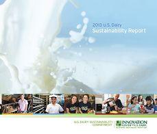 Dairy Sustainability Report | USDairy.com - Innovation Center for U.S. Dairy