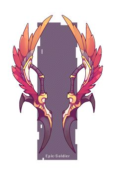 Weapon adopt 13  (OPEN) by Epic-Soldier.deviantart.com on @DeviantArt