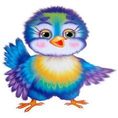 blue bird (16 pieces)