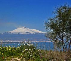 Mount Etna, Sicily - Italy #etna