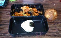 Bento#7 – Mon premier onigiri