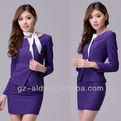 2013 new design unifrom waiter uniform stewardess uniform women's uniform hotel uniform beauitful uniform cheap uniform $7~$15