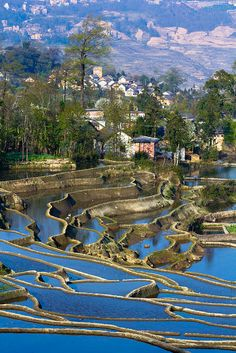 Yunnan is a province of the People's Republic of China, located in the far southwest of the country. Places Around The World, Oh The Places You'll Go, Great Places, Places To Travel, Places To Visit, Around The Worlds, Beautiful World, Beautiful Places, Laos