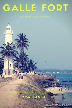 Welcome to a European City in Sri Lanka! A visit to the small city Galle is a must when going to Sri Lanka. We loved it!