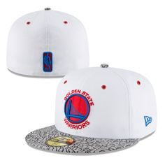 3ccbe53df94c Golden State Warriors Mitchell   Ness HWC  71- 89 Logo Slate Grey  Reflective Foil Fitted Hat