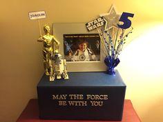 Star Wars Centerpiece (Joaquin's Star Wars Birthday Episode V)