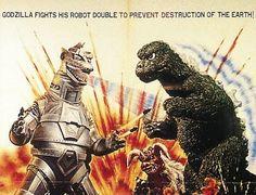 Godzilla vs. Mechagodzilla Review